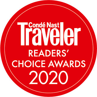 Conde Nast Traveler Badge